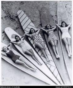 Ladies of summer...