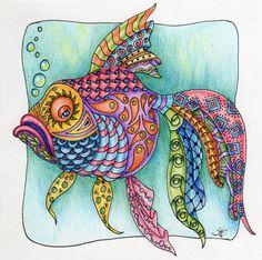 fish tangle