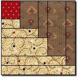 Half Log Skew patchwork, half skew, log skewm, pattern, logs, quilt block, log cabins, paper piec, half log