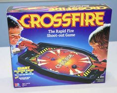 Crossfire   31 Awesome '90s Toys You Never Got, But Can Totally Buy Today