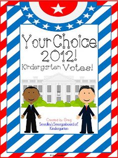 A great election resource to help your students participate in the upcoming presidential election!