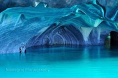 The Marble Caves of Patagonia, Chile