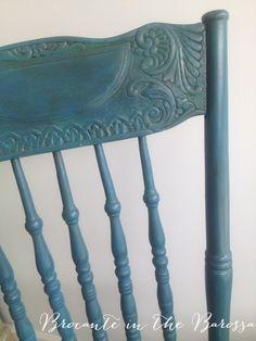 chair detail vintage chairs, chalk paint, paint furnitur