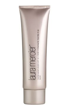 Laura Mercier Tinted Moisturized is one of the best out there...SPF 20 and still lightweight!