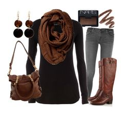 Fall style Black/Brown