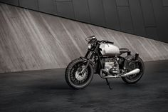 BMW R69S Voltron by ER Motorcycles