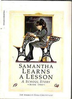 American Girl books ruled