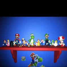 Super Mario Room!