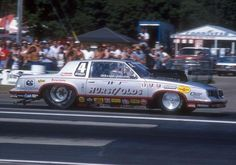 Former Minnesotan Warren Johnson won Pro Stock at his homestate's biggest drag race in 1984 with his Hurst/Olds entry