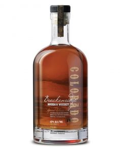 Colorado's Breckenridge Bourbon Whiskey