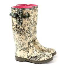 Toile Rain boots