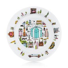 Tiffany plate