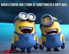 minions, laugh, friends, stuff, funni, true, humor, quot, thing