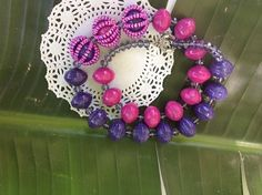 Paper Bead Necklace by Janice Mae | eBay
