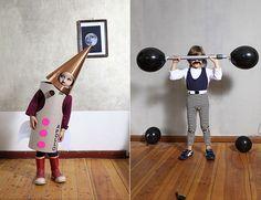 Ideas de disfraces caseros originales y divertidos para niños - Disfraces caseros y tiendas - Fiestas y Cumples - Página 3 - Charhadas.com