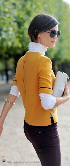 Street style - HANNELI MUSTAPARTA
