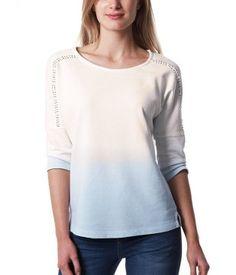 Camiseta-sudadera mujer