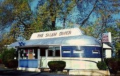 The Salem Diner, MA