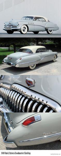1949 Buick Riviera Roadmaster Hardtop. http://carpictures.us