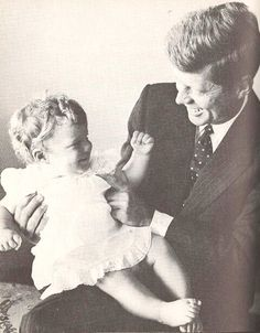 Senator~~John Fitzgerald Kennedy  Kennedy  With His Daughter Caroline Bouvier Kennedy(born November 27, 1957)  ♡❀♡✿♡❁♡✾♡✽♡❃♡❀♡ http://en.wikipedia.org/wiki/John_F._Kennedy   http://en.wikipedia.org/wiki/Caroline_Kennedy