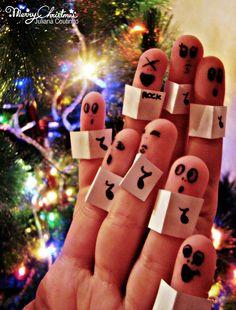 Finger choir