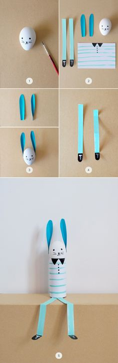 Egg on a Shelf | Fun DIY Easter Crafting project on Julep.