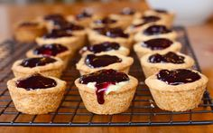 Blueberry Custard Tartlets - you need to check out this blog I love it!!