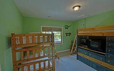 Cute bunk room!