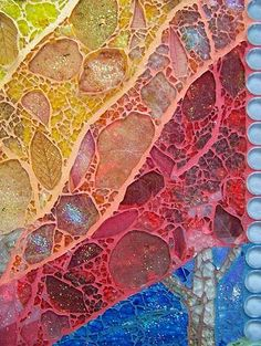 detail, Sierra Fall by Susan Crocenzi.