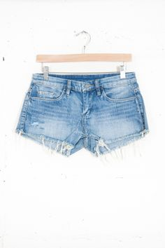 Frayed Shorts - @ Parc Boutique