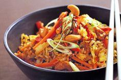 Healthy fried rice main image