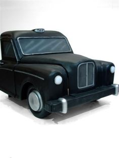 This is just a prop, but it would be awesome to arrive at the party in an old car like this. #Monopoly party theme