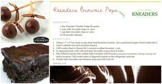 A delectable chocolate-covered bite of a moist, rich Kneaders brownie. Perfect for parties, showers, and gifts #kneaders