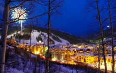 Fireworks in Beaver Creek Colorado! Enter to win your Beaver Creek getaway, brought to you by Oris Watches: SkiMag.com/SkiHeroes