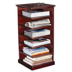 The Organized Reader's Bookstand - Hammacher Schlemmer