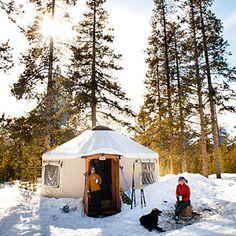 Top 10 ski trip hotels | Galena Lodge, Ketchum, ID | Sunset.com