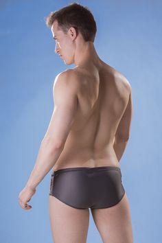Dietz - Sunga Elegance - Back - www.johnnybeachbuns.com