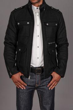 Military Pocket Jacket