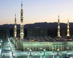 Mosque of the Prophet, Saudi Arabia