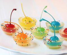 fancy jello shots.