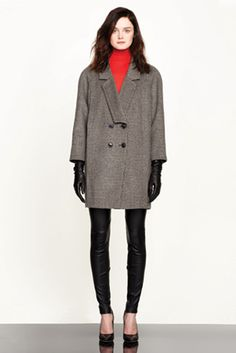 Peter Som Pre-Fall 2012  Model: Lisa Cant