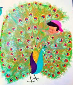 peacock - Oct '13