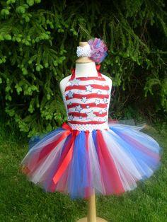 july 4th tutu dress