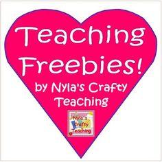 nyla crafti, idea, school, teacher stuff, mathemat resourc
