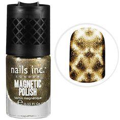 nails inc. Fishnet Magnetic Polish: Shop Nail Polish | Sephora
