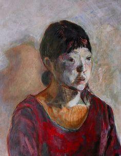 Oil on canvas - by Kota Sasai