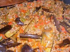 Turkish Food - Turkish Musakka Recipe food