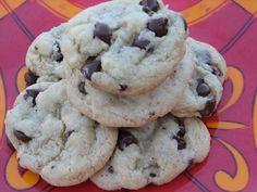 Gluten Free Desserts made Delicious: Gluten Free Chocolate Chip cheesecake Cookies