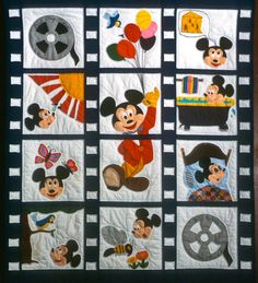 I dig the Film Strips, if not Mickey Mouse...