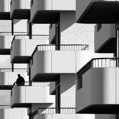 From a modern apartment building in Copenhagen, Denmark - by *snicph on DeviantART